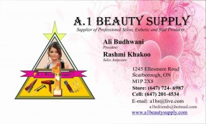 A1 Buissness Card_C